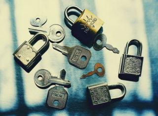 Приворот на замок и ключ