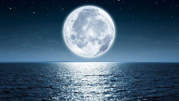 Приворот на луну