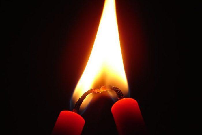 Приворот со свчеой