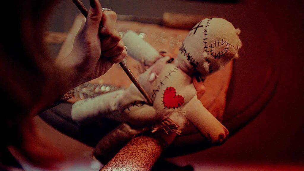 Приворот на куклах