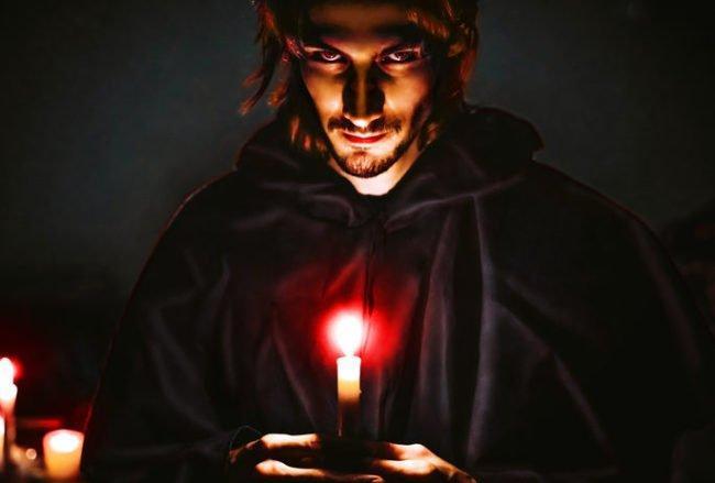 Подготовка к ритуалу, выбор времени и места