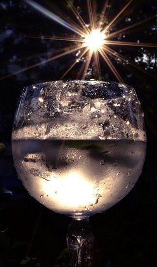 Ритуал с водой