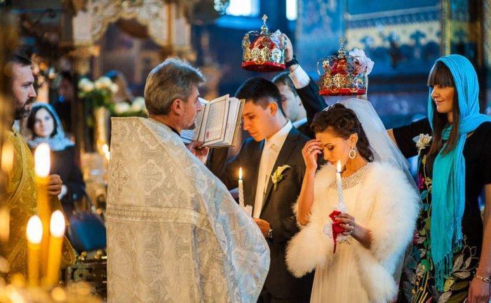 Венчальный приворот