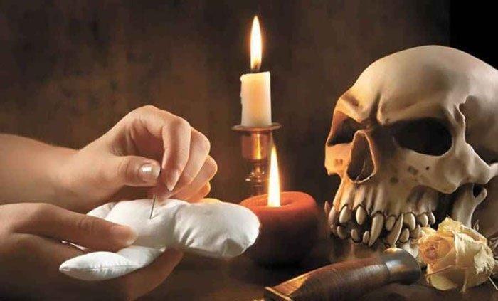 Ритуал черного приворота