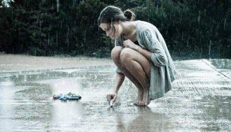 Ритуал в дождь