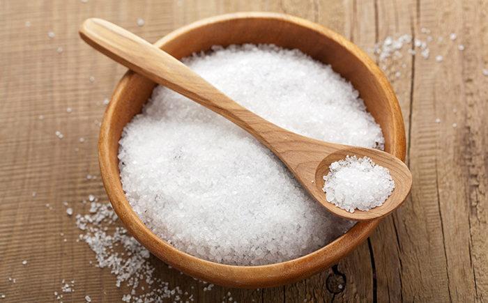 Соль для заговора