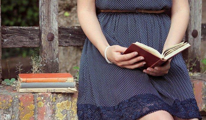 Чтение магического заговора