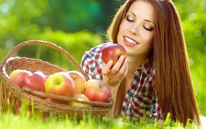Заговоры на яблоки