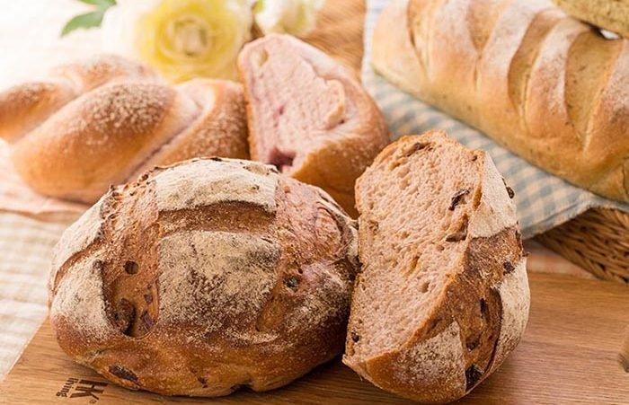 Хлебная выпечка