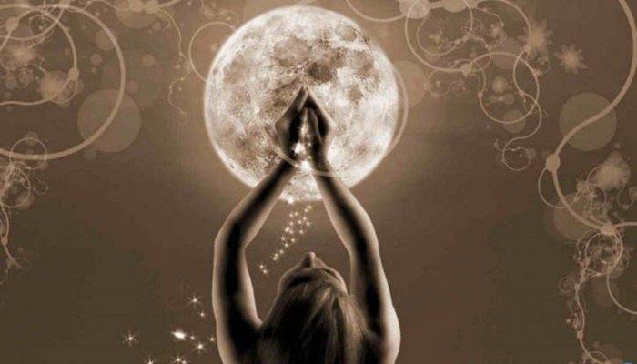 Магические ритуалы при луне