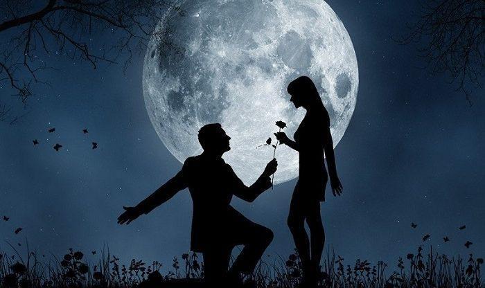 Заговор в полнолуние на любовь