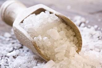 Заговор от жадности на соль