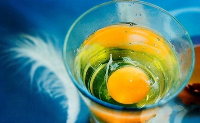 Обряд с яйцом для выявления остуды
