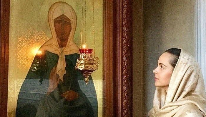 Сильная молитва о беременности к Матроне