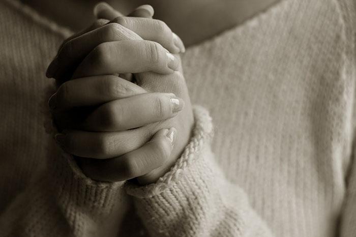Чтение молитвы от курения