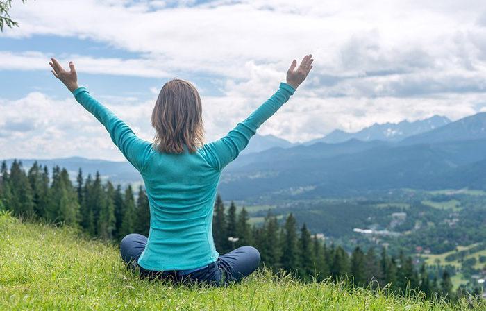 Проведение медитации на счастье и любовь
