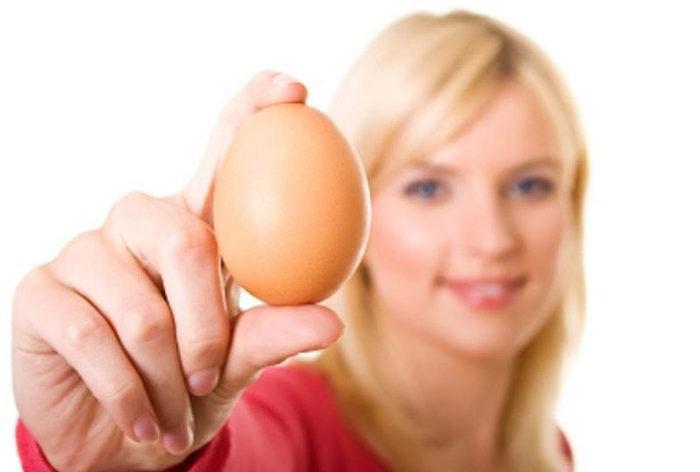 Заговор на верность мужа на яйцо