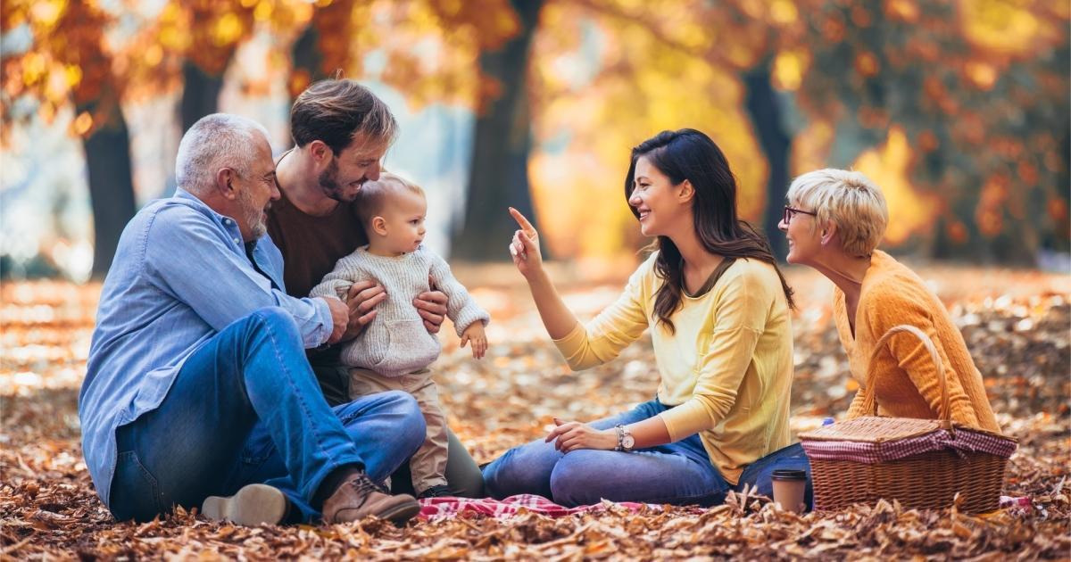 Молитва о благословлении семьи