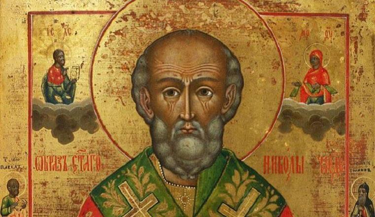 Молитва Николаю Чудотворцу за любимого