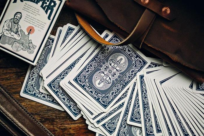 Приворот на игральные карты