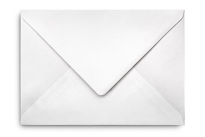 На конверт