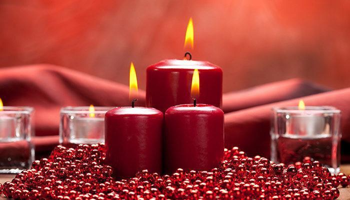 Обряд с тремя свечами