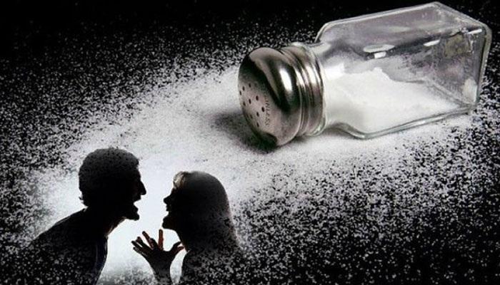 Рассорки на соль
