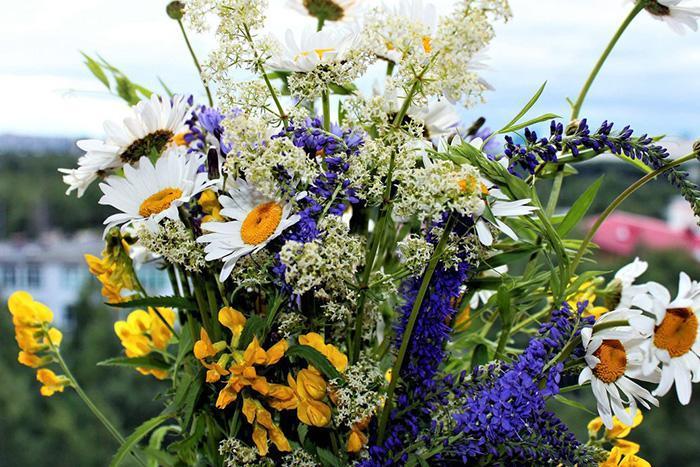 Заговор на цветы