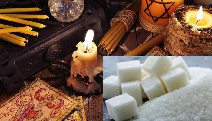 Магия и сахар