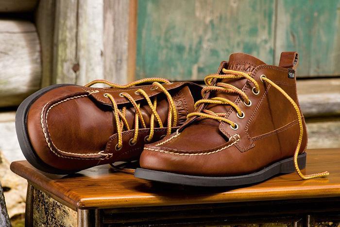 На обувь